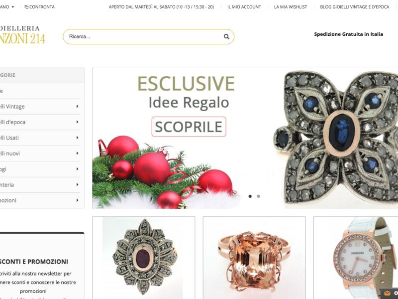 FireShot Capture 20 - Gioielleria Vintage I anelli vintage _ - http___www.gioielleriamanzoni214.com_